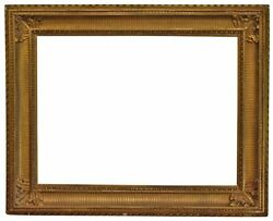 American 1840 Fluted Cove Picture Frame 28x37 Sku 1914