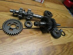 2001 Cam Am Ds 650 Bombardier Atv Transmission Assembly