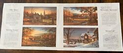 Terry Redlin Andnbsplimited Edition Prints Complete Country Doctor Series Unframed
