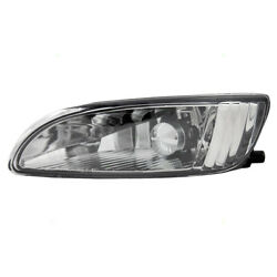 Fits Lexus Rx330 Rx350 Drivers Fog Light Front Driving Lamp W/ Housing Assembly