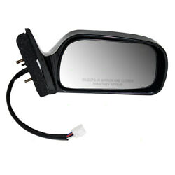Fits Toyota Camry Usa 97-01 Passengers Side Power Mirror Heated Smooth Assembly