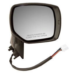 Passengers Side View Power Mirror Heated For 14-17 Subaru Forester 91054aj220