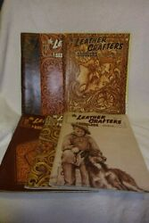 Vtg Lot Of 6 The Leather Crafters And Saddlers Journal Complete Set 2013