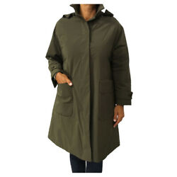 Jacket Woman Military Green Aspesi Mod. Fraticello 7n15 1943 Made In Italy