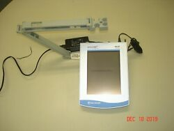 Fisher Scientific Accumet Excel Xl15 Ph Meter W/ Arm And Power Adapter Lcd Good