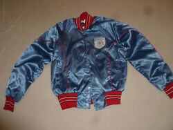 Vintage Anheuser Busch Michelob 1984 Los Angeles Olympics Men Jacket Size S