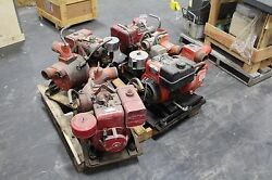 Lot Of 4 3 Homelite 328 And 385 Gpm Trash Pump