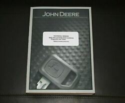 John Deere 9650 Sts 9750 Sts Combine Diagnosis And Test Service Manual Tm9058