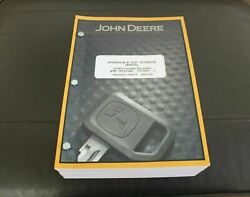 John Deere 2154g Forestry Excavator Service Operation And Test Manual Tm14041x19