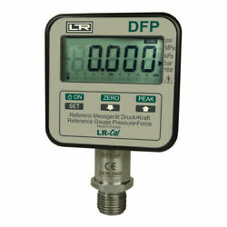 Lr-cal Dfp Digital Force, Weight, And Pressure Gauge ±0.1 Accuracy Rs232