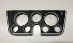 69-72 Chevy Gmc Truck Painted Dash Bezel Good Condition... Free Shipping