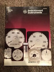 Ge Switchboard Instruments Gep-302h Technical Information Series