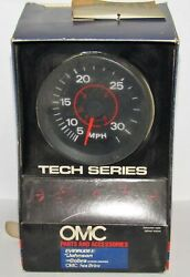 New Omc Outboard Marine Corp Boat 30 Mph Speedometer Part No. 175310