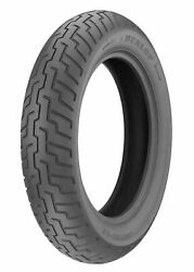 Dunlop 32ky-40 D404 Motorcycle Front Tire 130/90-16 Blackwall Street 45605964