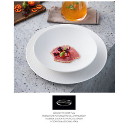 Manufacture Rock Blanc - Villeroy And Boch Dishes 36 Pieces 12 Persons Dealer