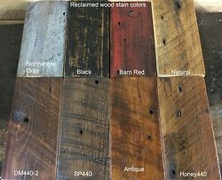 Antique Water Based Wood Stain 1 Gal