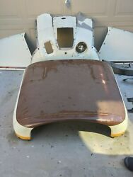 Mooney M20c Complete Cowling And Engine Shroud