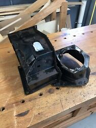 1963-1967 Corvette A/c Air Conditioning Heater Box Outside 1964 1965 1966 Ac
