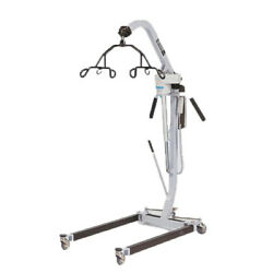 Hoyer Deluxe Power Patient Lift- Hpl402-safe Working Load Of 400 Lbs