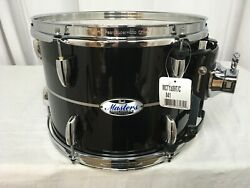 Pearl Masters Complete Mct 13 Mounted Tom/finish 841/quicksilver Black/new