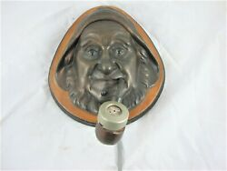 Rare Cigar Store Electric Cigar Lighter Glass Eyes Light Up C1920and039s