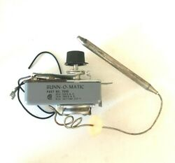 07045-0000 Bunn-o-matic Thermostat Assembly New Free Shipping