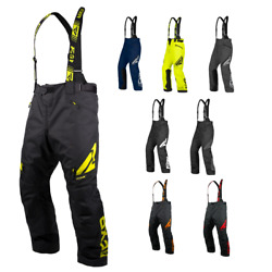 Fxr Racing F19 Clutch Fx Insulated Mens Winter Sports Skiing Snowmobile Pants