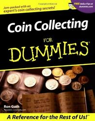 Coin Collecting For Dummies By Guth Ron Paperback Book The Fast Free Shipping