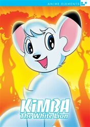 Kimba The White Lion New Sealed Dvd Complete 1966 Tv Series All 52 Episodes
