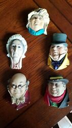 Bosson Heads England 5 Used Sold By Lot