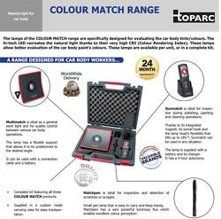 Gys Portable Led Lamp Kit Includes Work Light Matchpen And Magnetic Swivel Lamp