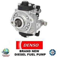 Denso Brand New Diesel Fuel Pump For Peugeot 4008 1.8 Hdi Awc 150bhp 2012-on