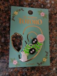 My Neighbor Totoro Ear Cuff Brand New Official Studio Ghibli NEW Earring $14.99