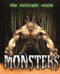 Monsters Twilight Realm By Pipe Jim Book The Fast Free Shipping