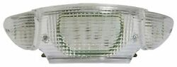 Led Rear Tail Light And Clear Lens And Integral Indicators Honda Cbf 600 S Abs 2004
