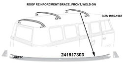 Vw Vintage Parts Roof Bow Front Support Bus 1955-1967
