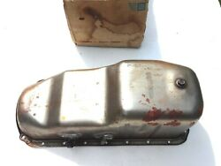 Nos 60's 70's 80's Gm Chevy Oil Pan Maybe Big Block Maybe Pickup Trucks