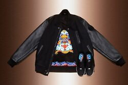 Nwt Nike Year Of The Dragon Leather/wool Destroyer Sz M 2012   Black Htm Nrg Nsw