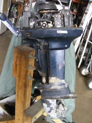 Johnson Evinrude 6-8 Hp Outboard Engine Motor For Parts. What Part Do You Need