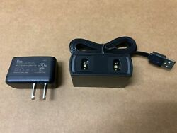 Zpower Model Zc-b01 Dual Pocket Hearing Aid Charger + Power Supply 905000135