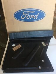 Early Nos 1965-1966 Fomoco Mustang And Shelby Gt350 Left Front Inner Fender Panel