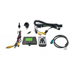 Echomaster Fc-mbenz15 Camera + Factory Integration Module Kit For Select Mazdas