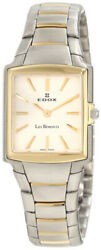 Watch Man Edox Les Bemonts 28126-357-aid Of Stainless Steel Silver