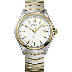 Watch Woman Ebel 1216203 Of Stainless Steel/silver