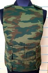 Original Russian Army Bulletproof Vest 6b31 For Concealed Carry. Very Rare