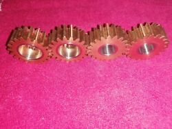 Coldelite Carpigiani Coldelite  Gear Sets With Stainless Steel Bushing