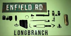 Longbranch Lee Enfield No4 Rifle - Longbranch Marked Components - Parts Catalog