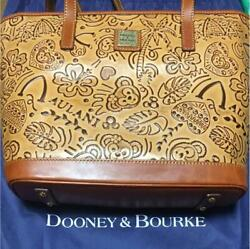 Auth Dooney And Bourke Disney Aulani Resort Limited Duffy Tote Bag New From Jpn Fs
