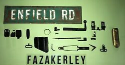 Fazakerley Lee Enfield No4 Rifle - Fazakerley Marked Components - Parts Catalog