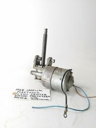 Oem 1968 Cadillac Fleetwood Limousine Partition Window Motor 100 Functional
